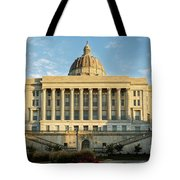 Missouri State Capital Tote Bag
