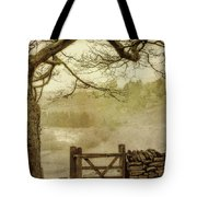 Misty Delight Tote Bag