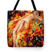 Misty Love Tote Bag