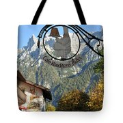 Mittenwald Bakery Tote Bag