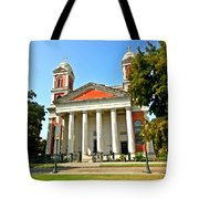 Mobile Cathedral Tote Bag