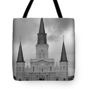 Model Church Tote Bag