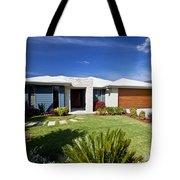 Modern Home Tote Bag