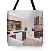 Modern Kitchen Tote Bag