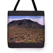 Mojave National Preserve Tote Bag