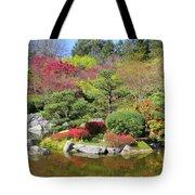 Momiji Gardens Tote Bag
