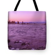 Mono Lake California Tote Bag
