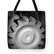 Monochrome Gear Tote Bag
