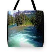 Montana River Tote Bag