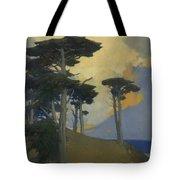 Monterey Cypress Tote Bag