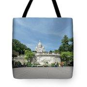 Montmarte Paris Sacre-coeur Tote Bag