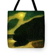 Moonlit Cove Tote Bag