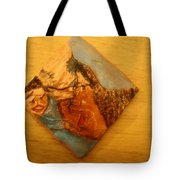 Morning - Tile Tote Bag