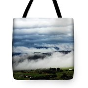 Morning Fog 2 Tote Bag