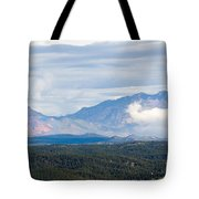 Mosquito Range Mountains In Storm Clouds Tote Bag