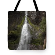 Mossy Waterfall Tote Bag
