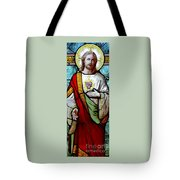 Most Sacred Heart Of Jesus Tote Bag