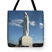 Mother Cabrini Shrine Tote Bag
