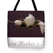 Mothers Day Card Tote Bag