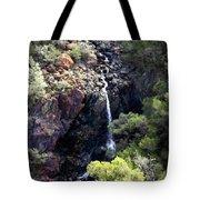 Mountain Cascade Tote Bag