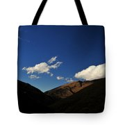 Mountain In The Good Light Tote Bag
