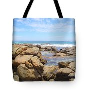 Mouth Of Margaret River Beach IIi Tote Bag