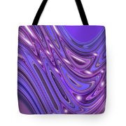 Moveonart Waves Of Interpretation Tote Bag