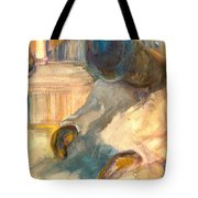 Mr Hunters Porch Tote Bag