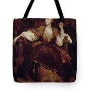 Mrs. Siddons As The Tragic Muse Tote Bag
