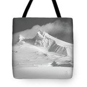 Mt. Hood In Winter Tote Bag