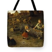 Mud Pies Tote Bag