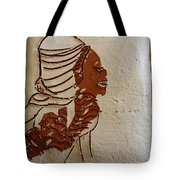 Mums Here - Tile Tote Bag