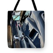 Mustang Shelby Details Tote Bag