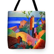 My Dream Vacation Tote Bag