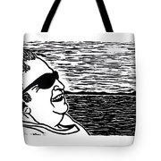 My Grandfather Tote Bag
