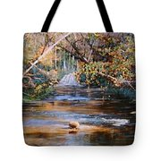My Secret Place Tote Bag