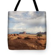 Mystery Valley View 7496 Tote Bag