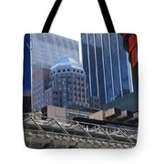 N Y C Architecture Tote Bag