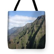 Na Pali Coast Tote Bag