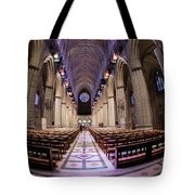 National Cathedral - 3 Tote Bag