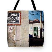 National Warehouse Corp Tote Bag