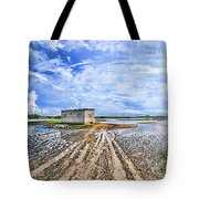 Natural Reserve Of Cuare Tote Bag