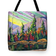 Nature Expression Tote Bag