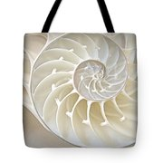 Nautilus 2by3 Tote Bag