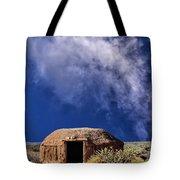 Navajo Hogan Tote Bag