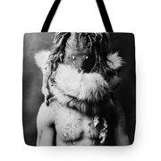 Navajo Mask, C1905 Tote Bag