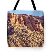 Navajo National Monument Canyons Tote Bag