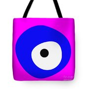 Nazar - Evil Eye Tote Bag