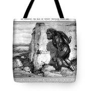 Neanderthal Man Tote Bag