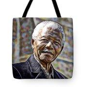 Nelson Mandela Collection Tote Bag